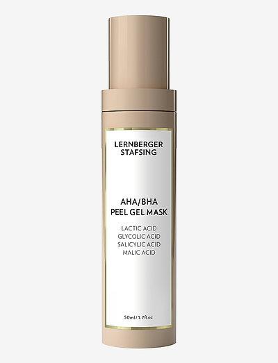 AHA/BHA Peel Gel Mask - ansigtsmask - no colour