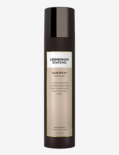 Hairspray Strong Hold - spray - no colour