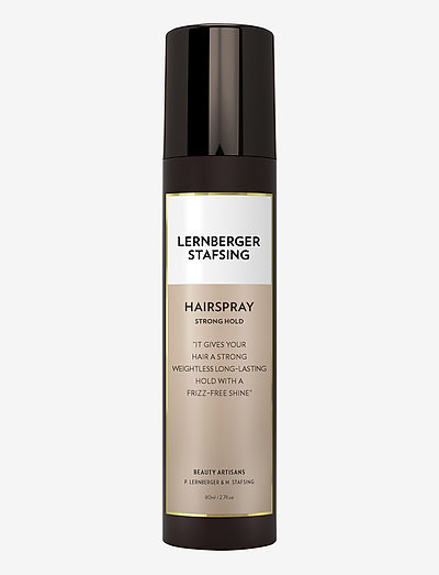 Travel Size Hairspray Strong Hold - spray - no colour