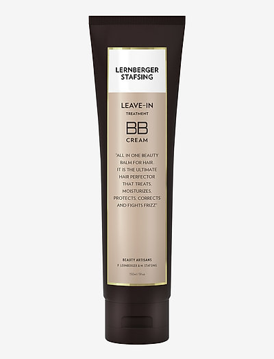 Leave-in Treatment BB Cream - hårinpackning - no colour