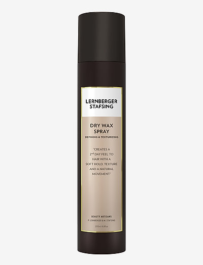 Dry Wax Spray - hårspray - no colour