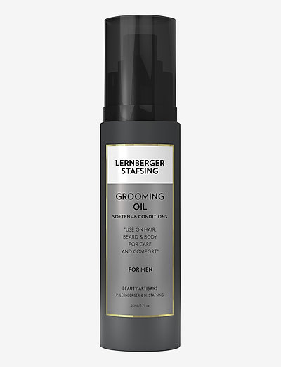 Grooming Oil - skægolie - no colour