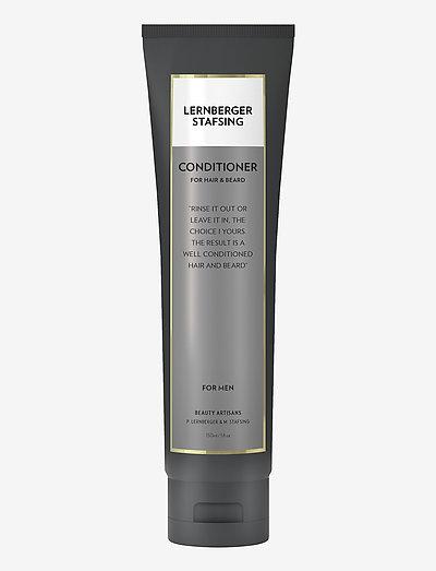 Conditioner For Hair & Beard - balsam - no colour