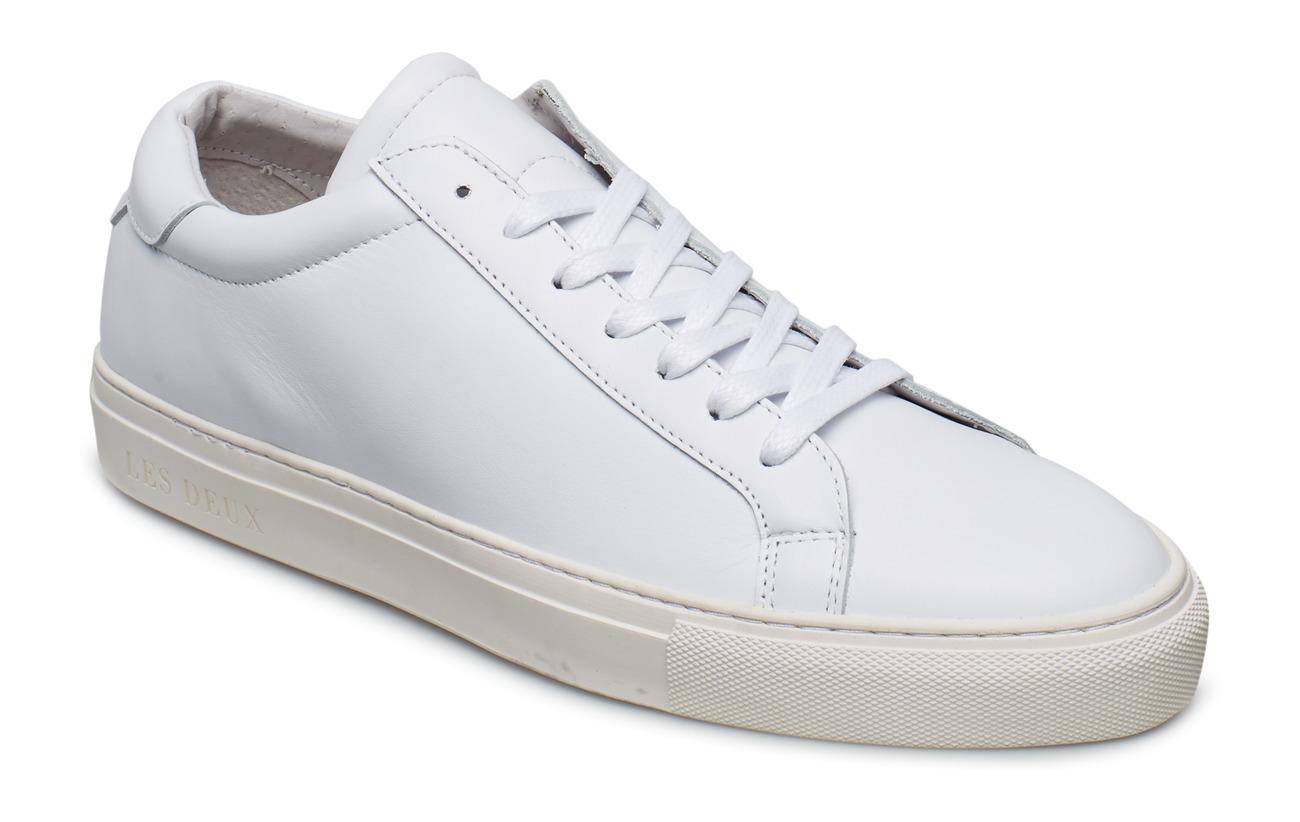Les Deux Calle Shoe - WHITE