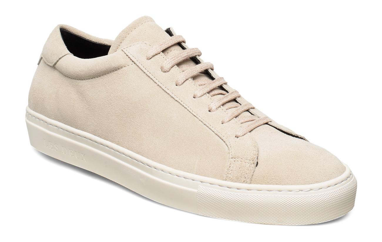 Les Deux Calle Suede Shoe - IVORY