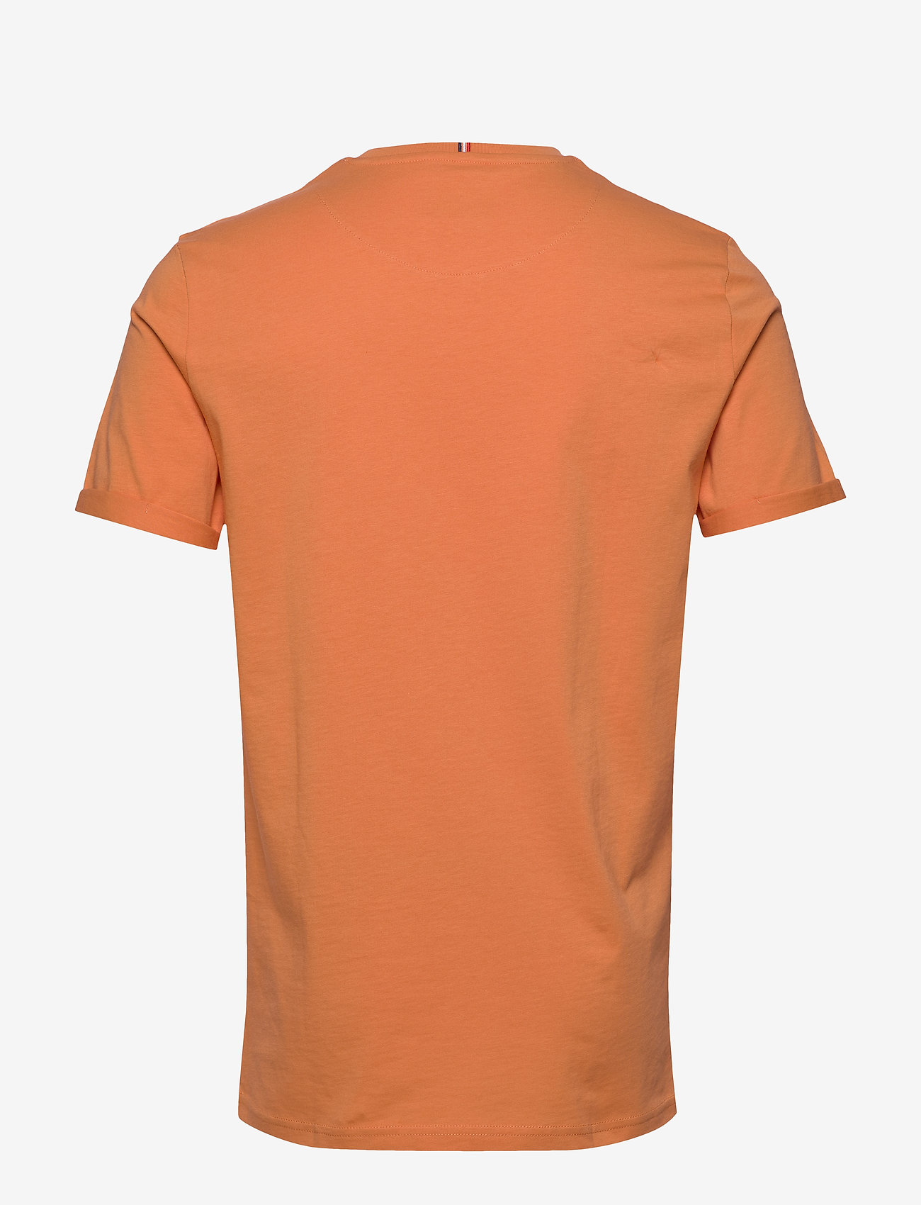 Les Deux Nørregaard T-Shirt - T-skjorter DARK PAPAYA/ORANGE - Menn Klær