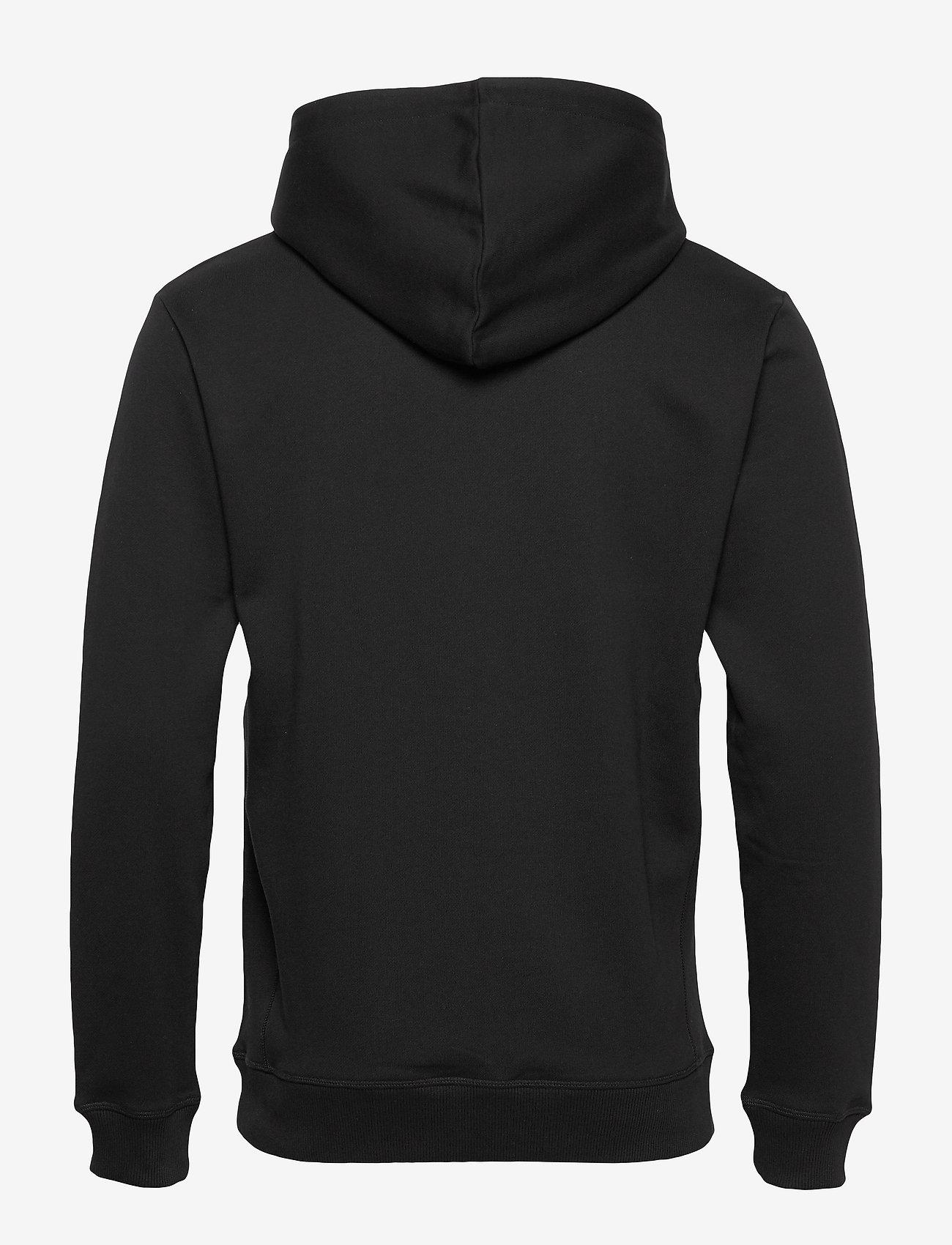 Les Deux - Lens Hoodie - hoodies - 0101-black - 1