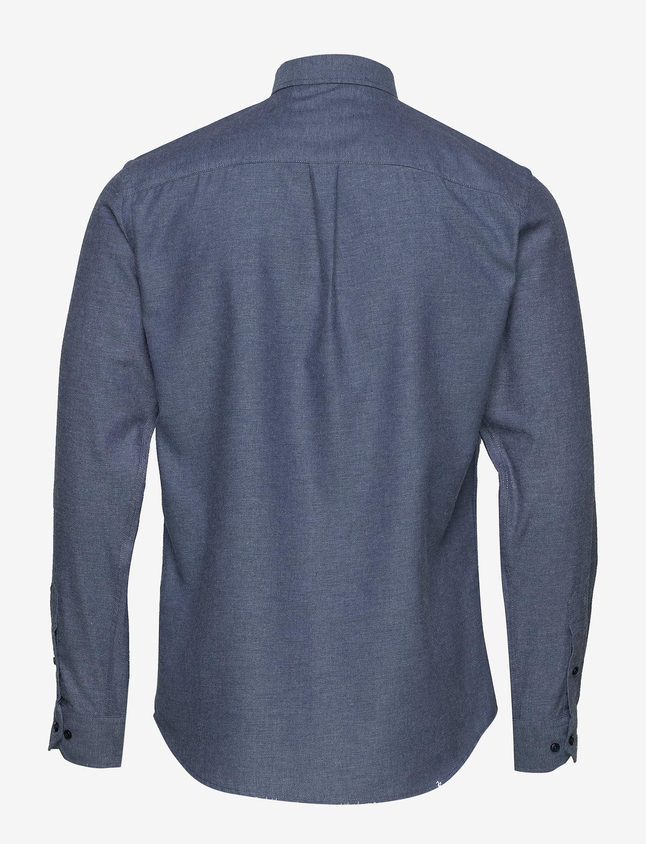 Les Deux Desert Shirt - Skjorter LIGHT DENIM BLUE - Menn Klær