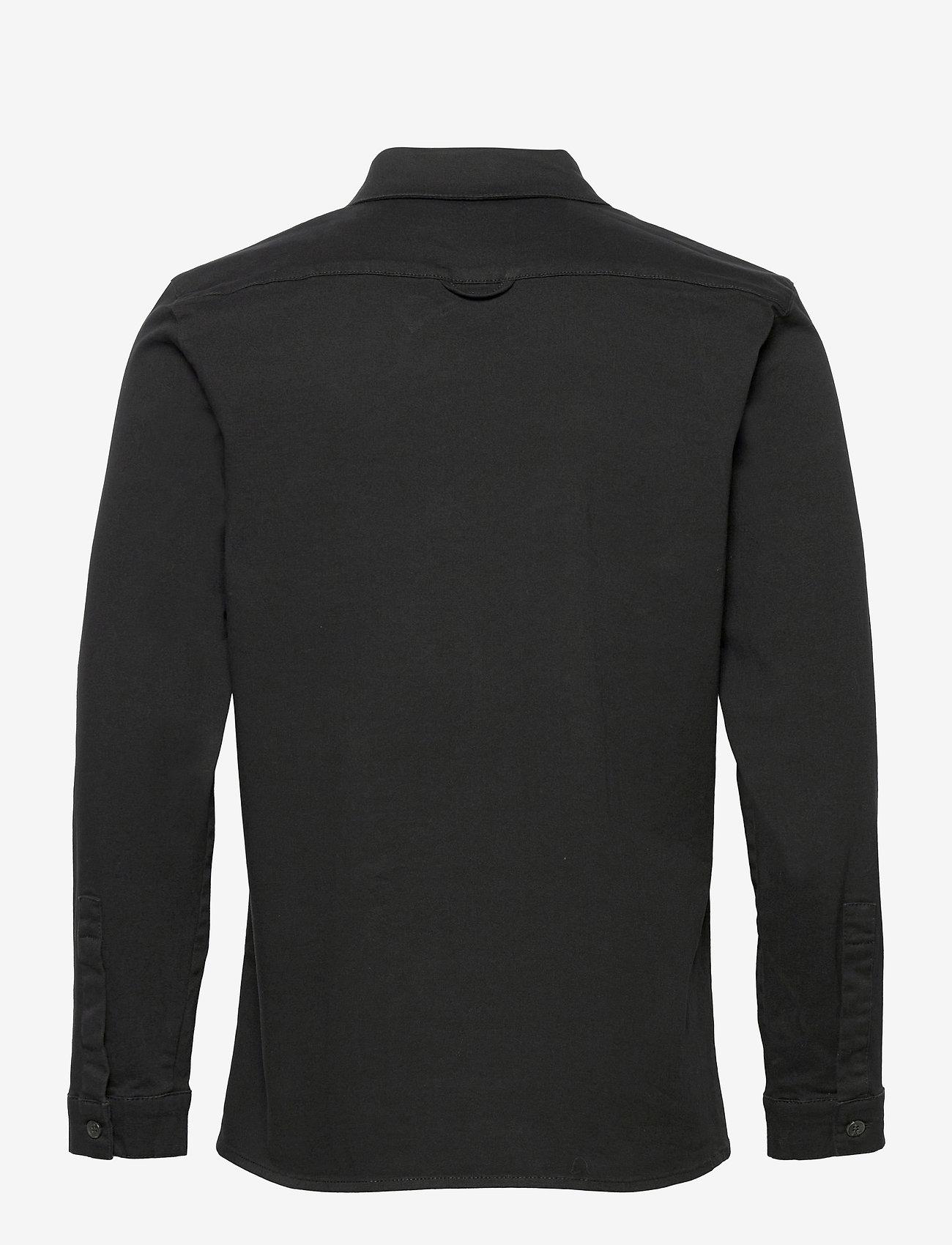 Les Deux - Pascal Overshirt - kleding - black - 1