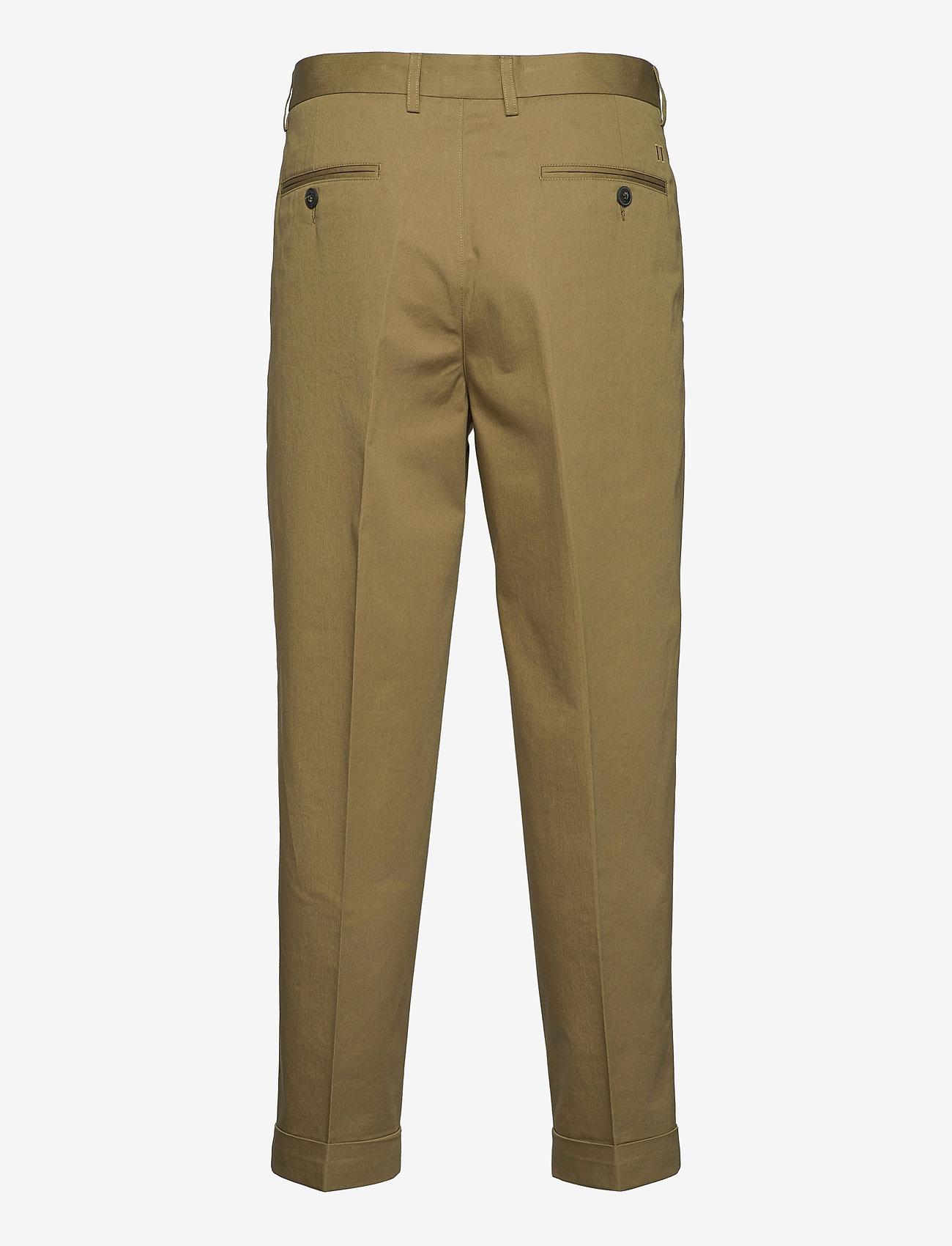 Les Deux - Preston Cotton Pants - pantalons chino - stone brown - 1