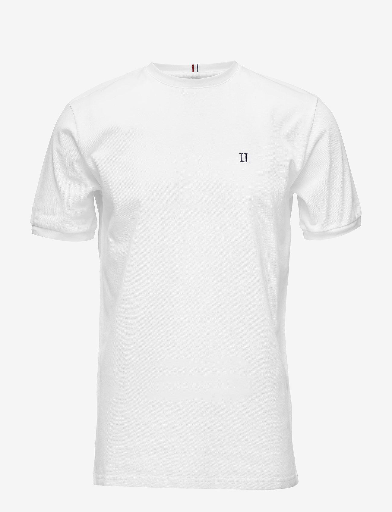 Les Deux - Piqué T-Shirt - t-krekli ar īsām piedurknēm - white - 0