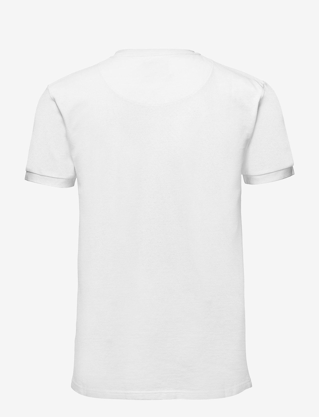 Les Deux - Piqué T-Shirt - t-krekli ar īsām piedurknēm - white - 1