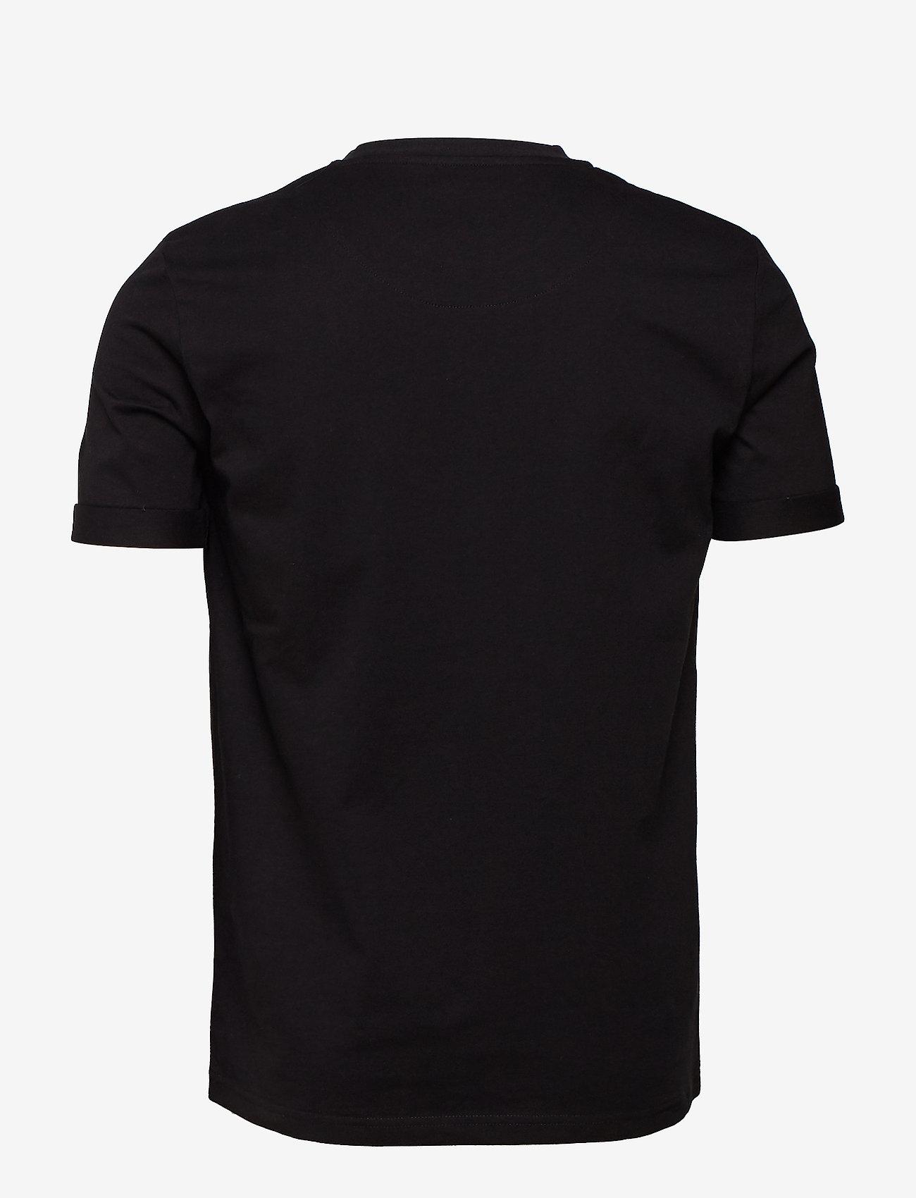 Les Deux - Nørregaard T-Shirt - perus t-paidat - black - 1