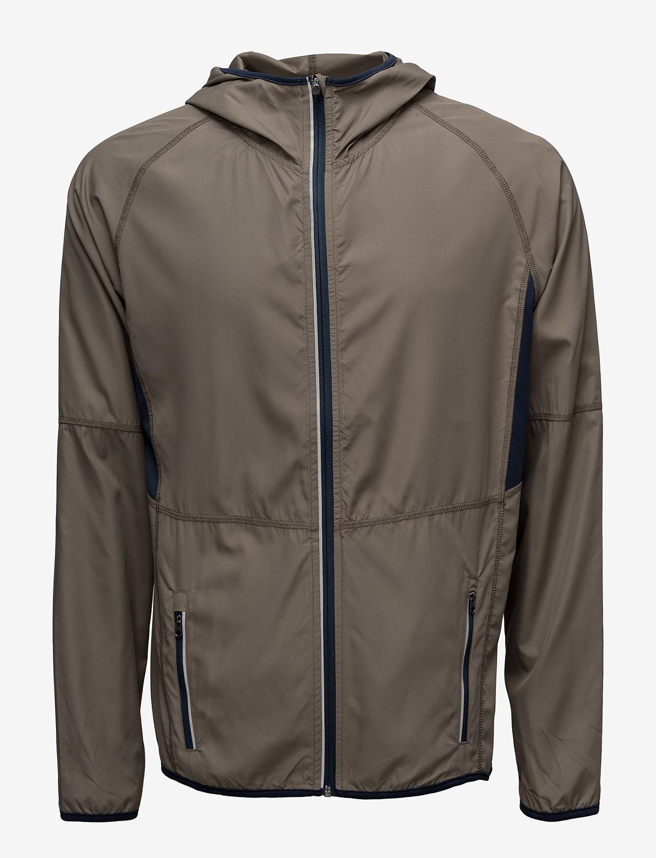 Les Deux - Run Jacket Men - training jackets - bongee cord - 0