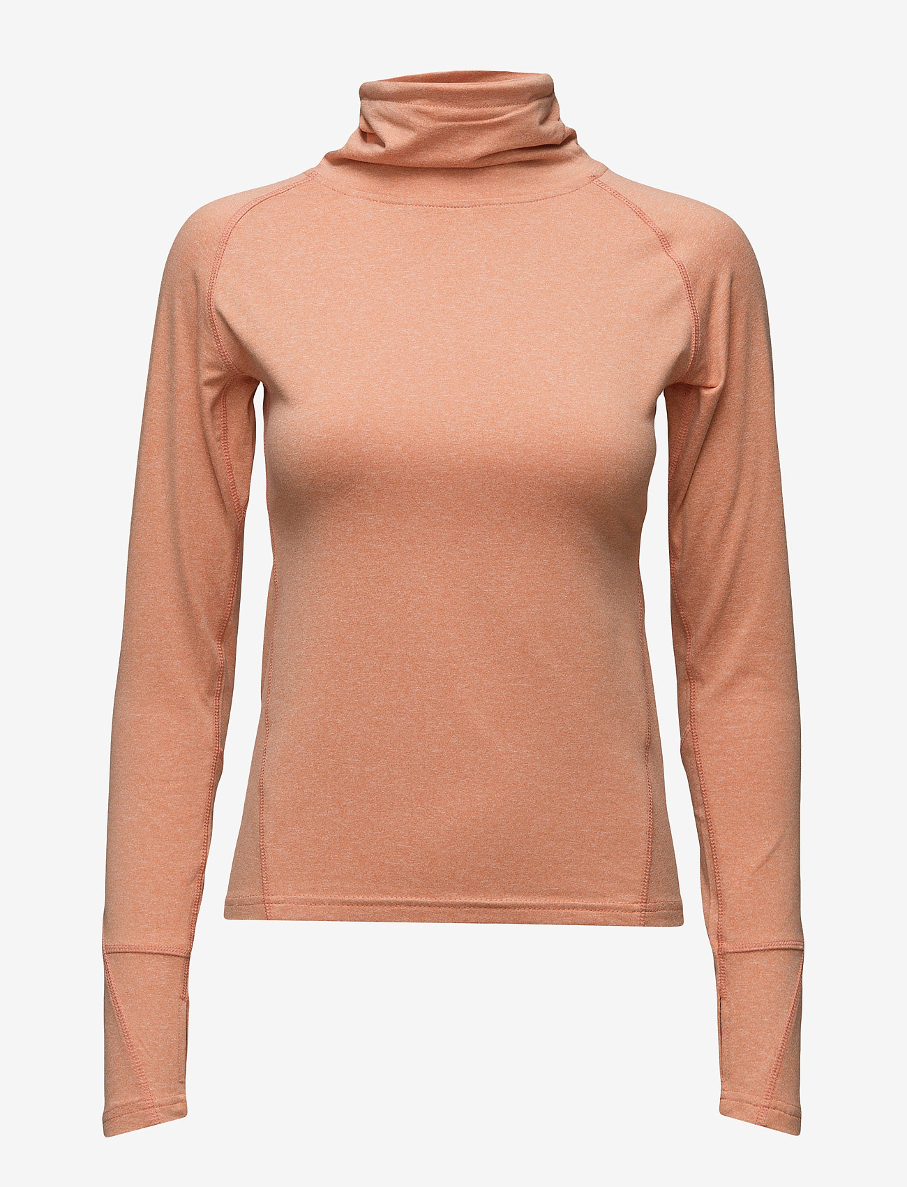 Les Deux - Women's Midlayer Lund - thermo ondershirts - coral - 0