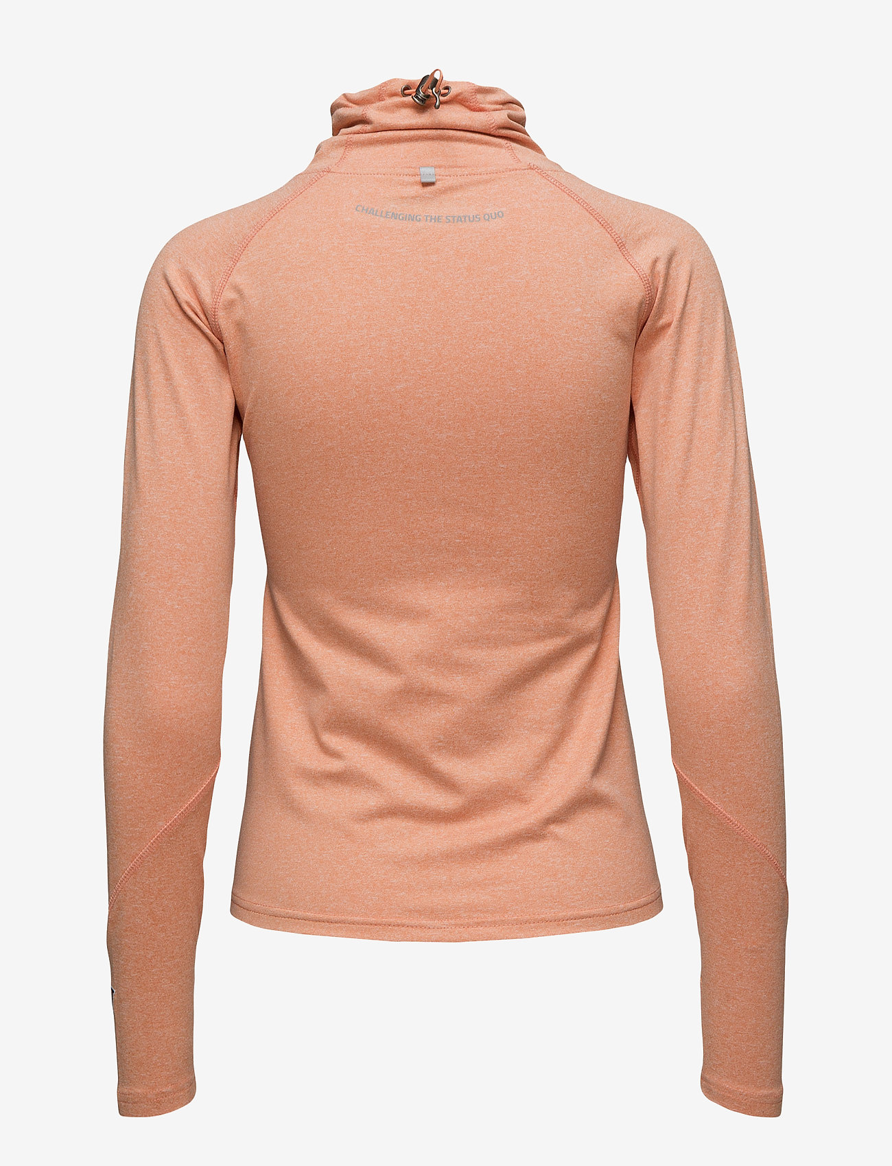 Les Deux - Women's Midlayer Lund - thermo ondershirts - coral - 1