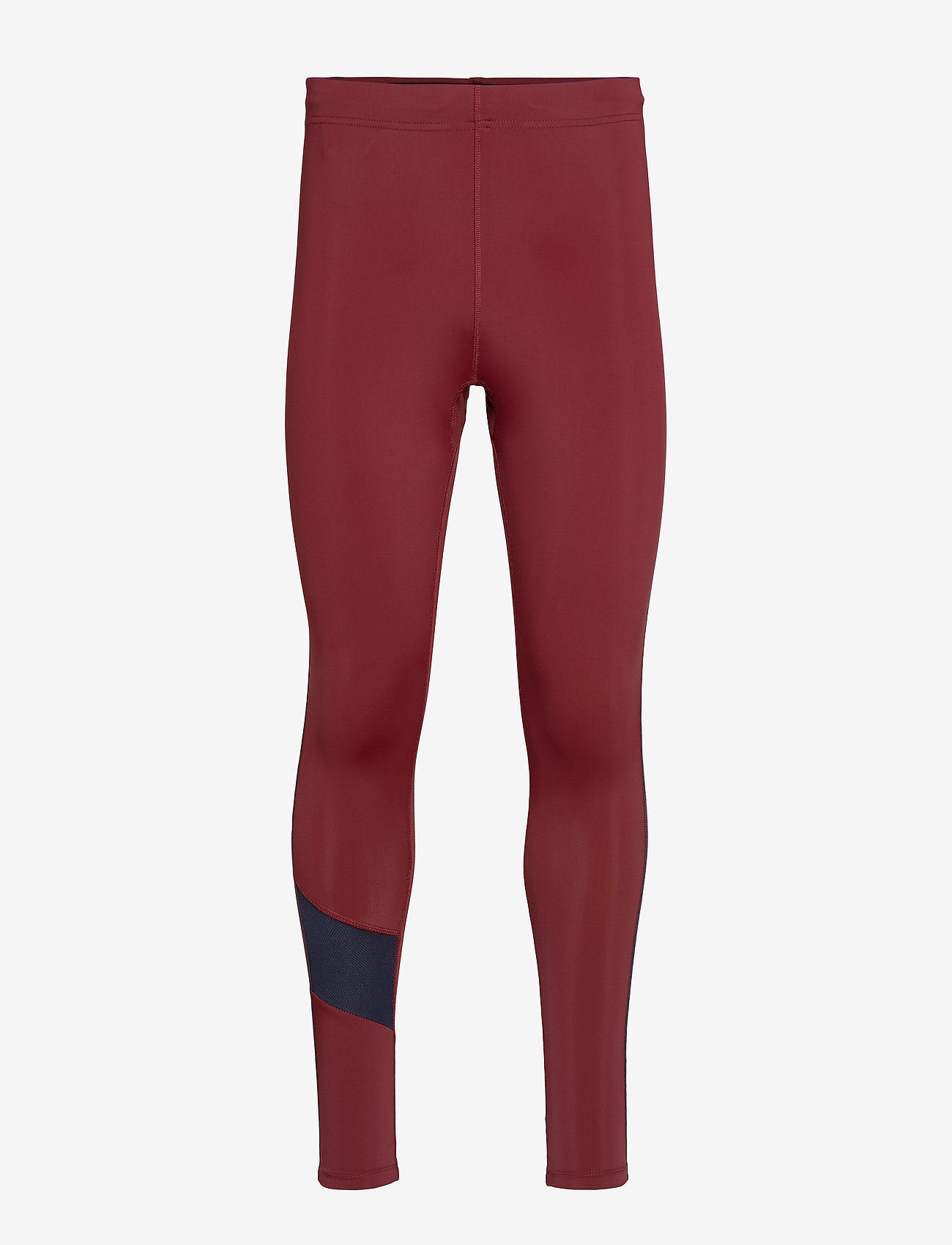 Les Deux - Men's Long Tight Sogndal - running & training tights - clay red - 0