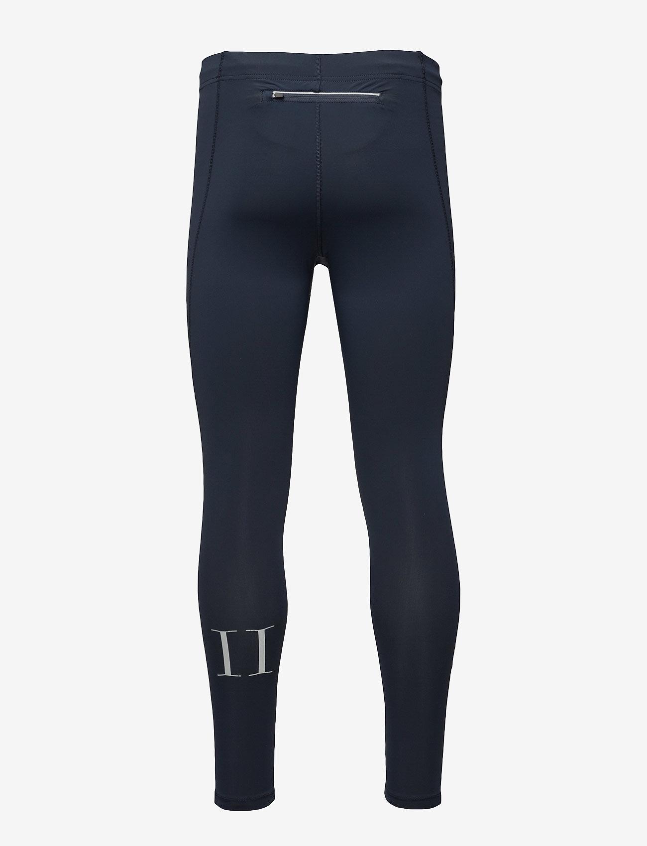 Les Deux - Men's Long Tight Sogndal - running & training tights - midnight navy - 1