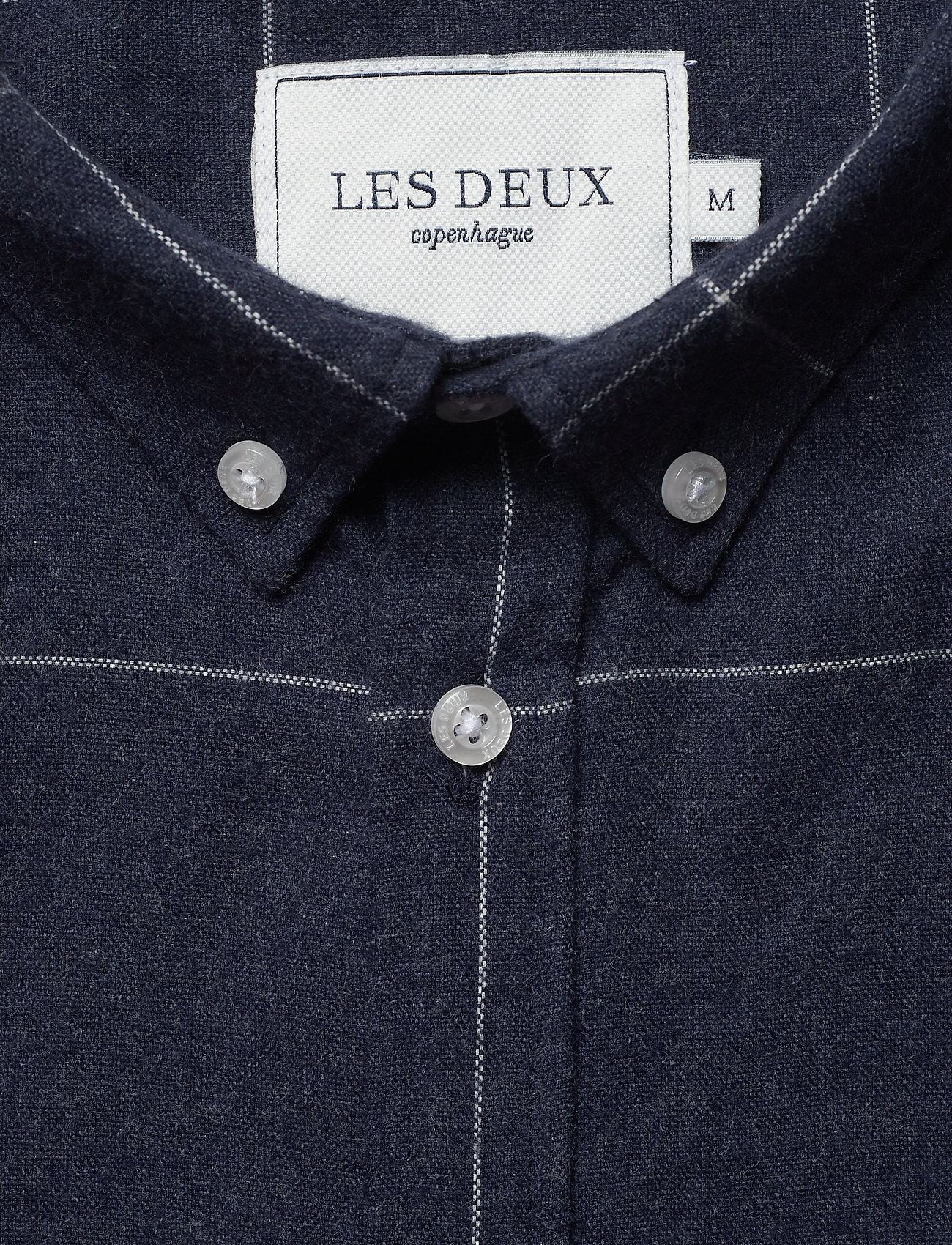 Desert Navy Desert Shirtdark CheckLes Deux Shirtdark Navy Deux CheckLes hQsrCtd