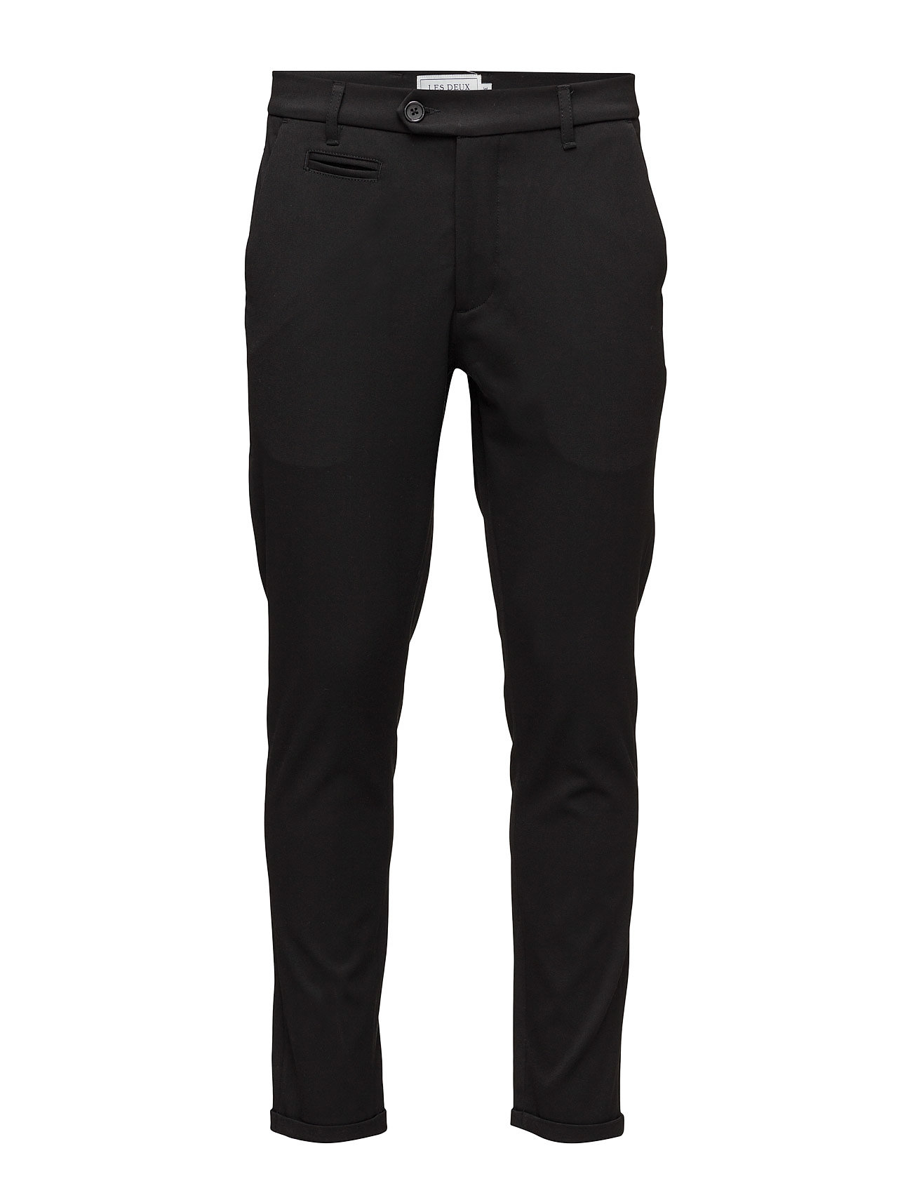 Les Deux Suit Pants Como - BLACK