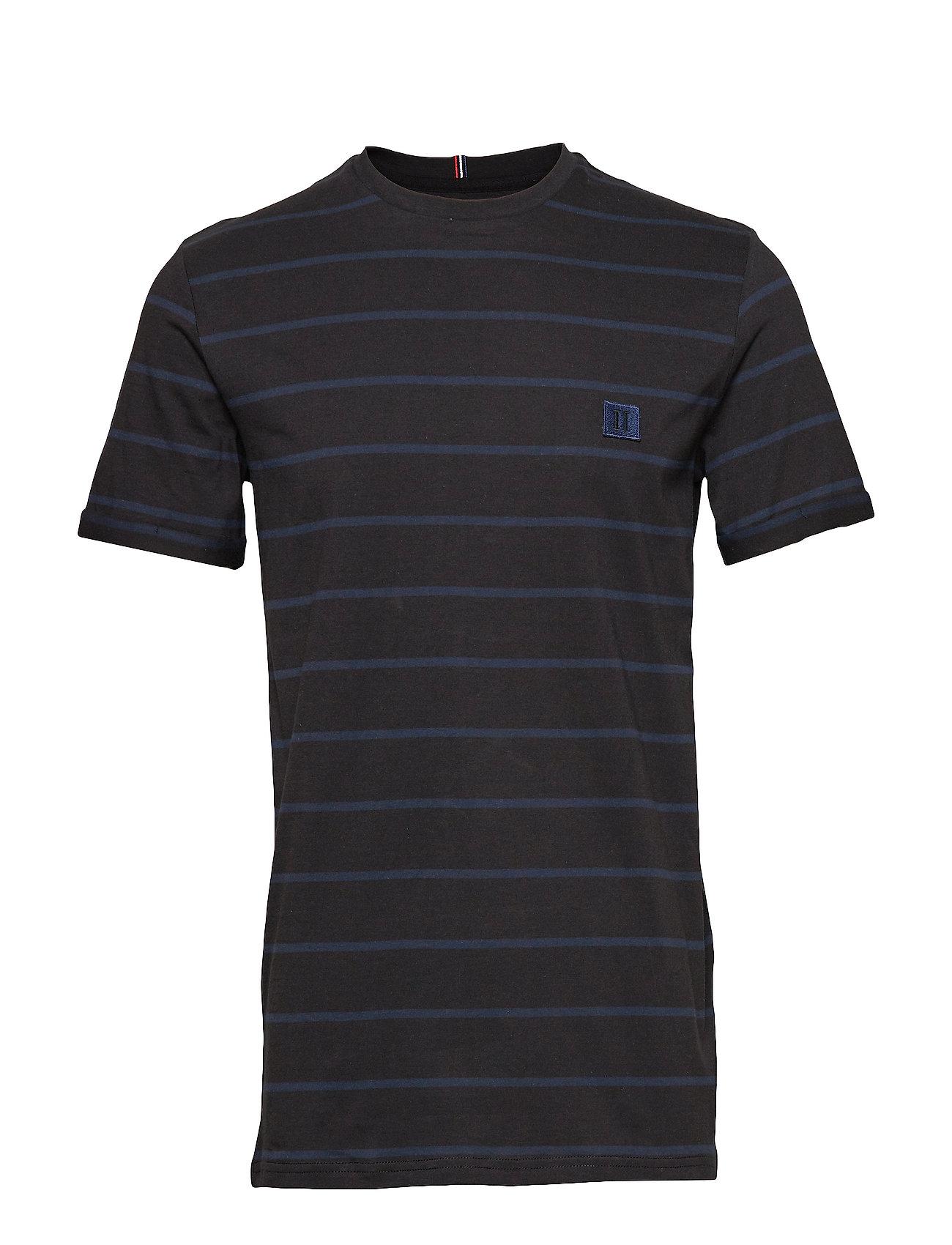 Les Deux Betroist T-Shirt - BLACK/DK. NAVY