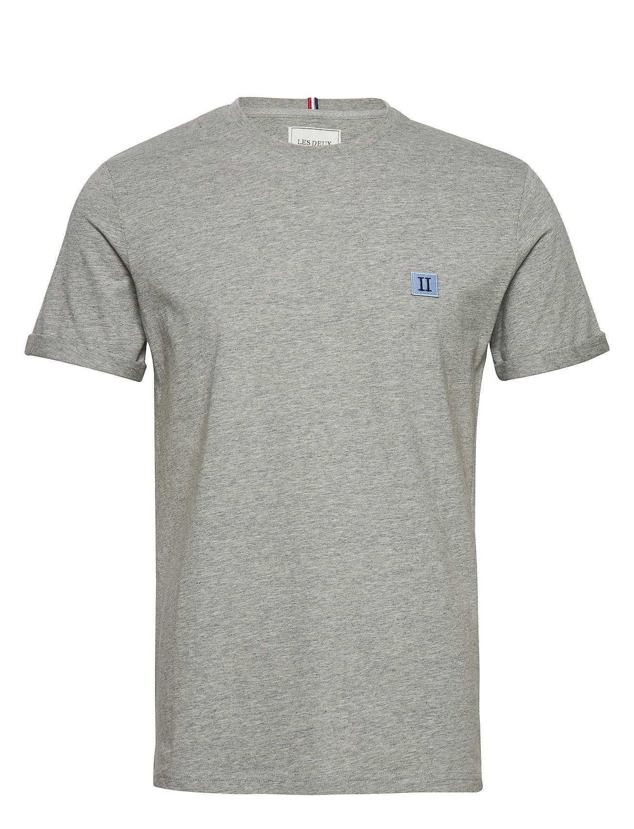 Les Deux Piece T-Shirt - GREY MELANGE