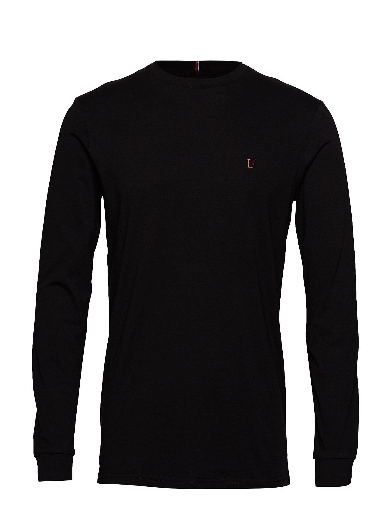 NøRregaard Ls T Shirt T Langærmet Skjorte Sort Les Deux