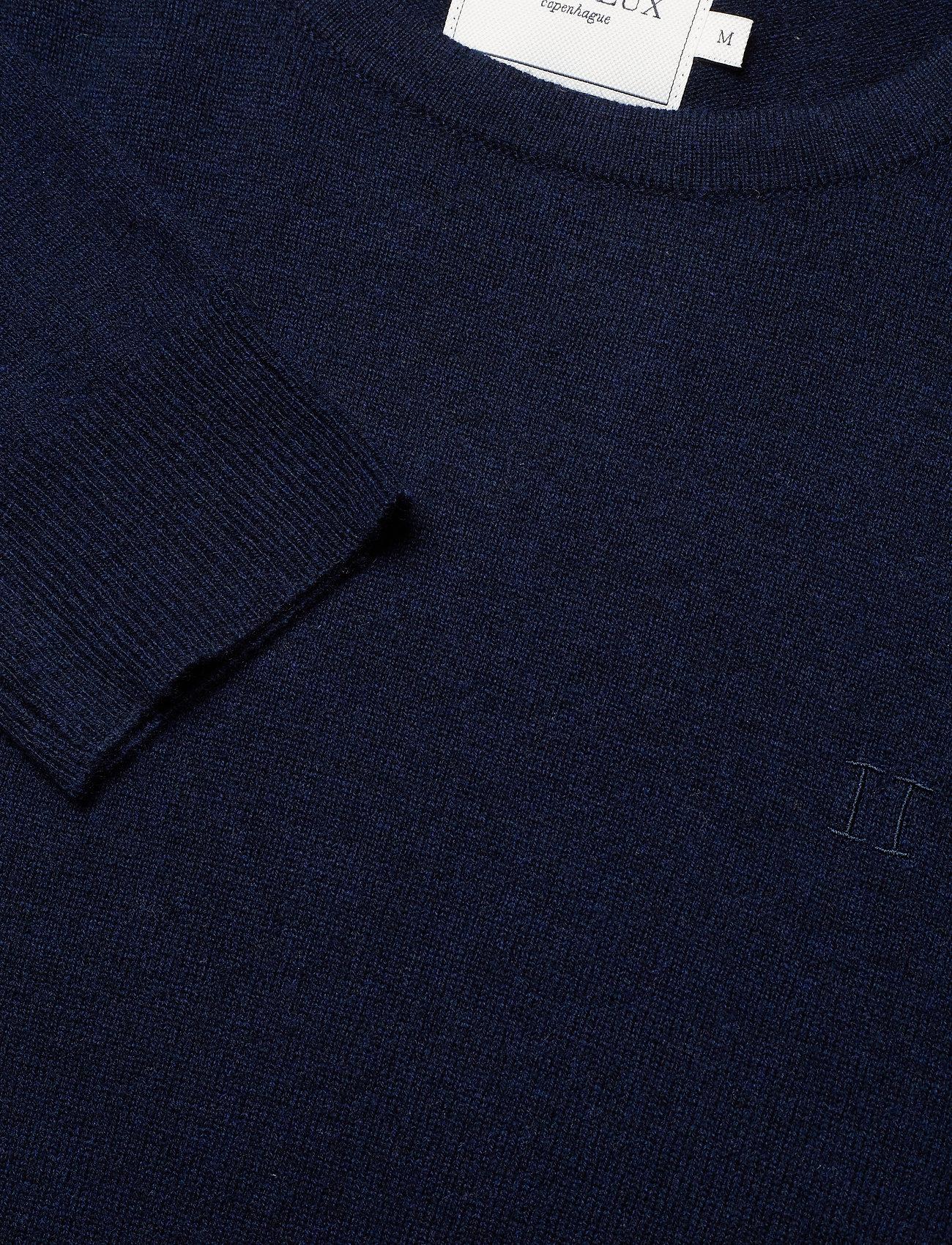 Les Deux Cashmerino Knitwear - Strikkevarer DARK NAVY - Menn Klær