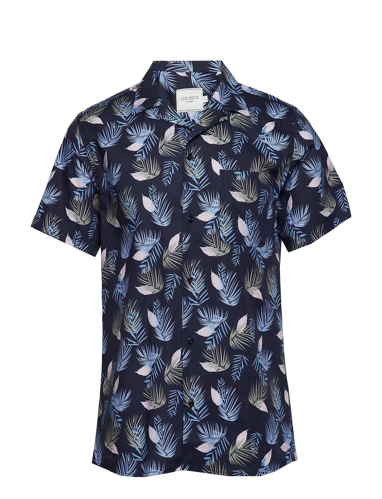 Les Deux Polynesia Shirt - DARK NAVY
