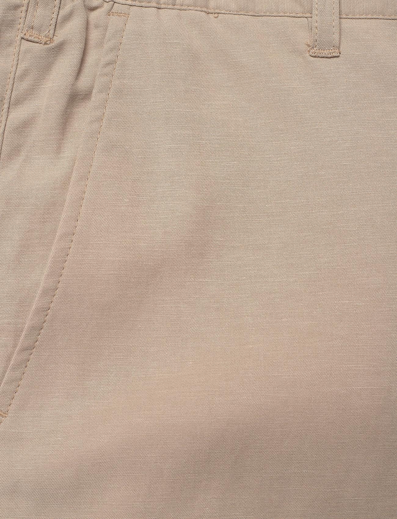 Les Deux - Pino Linen-Tencel Shorts - chino's shorts - dark sand - 2