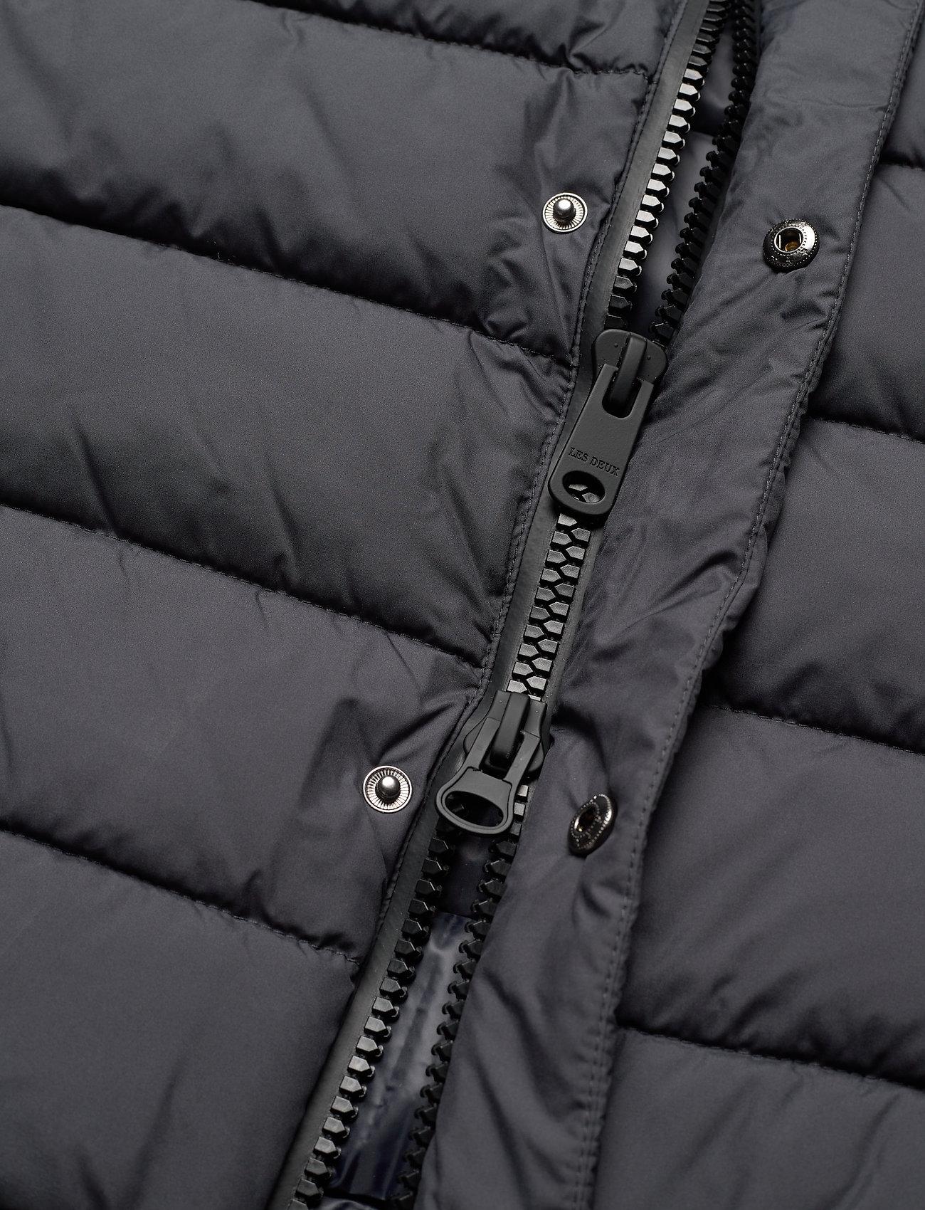 Les Deux - Vermont Jacket - ECOALF X LES DEUX - donsjassen - charcoal - 4