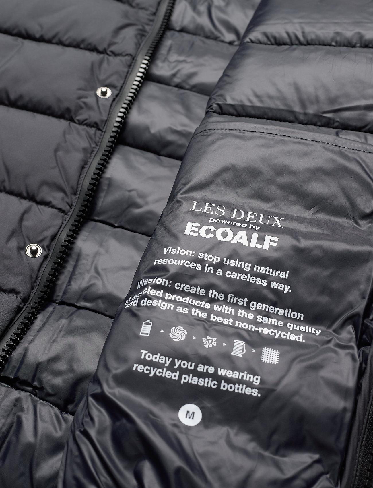 Les Deux - Vermont Jacket - ECOALF X LES DEUX - donsjassen - charcoal - 5