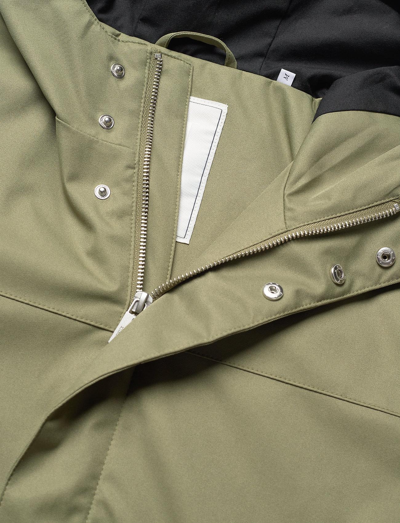 Les Deux - Damien Summer Parka Coat - dunne mantels - lichen green - 2