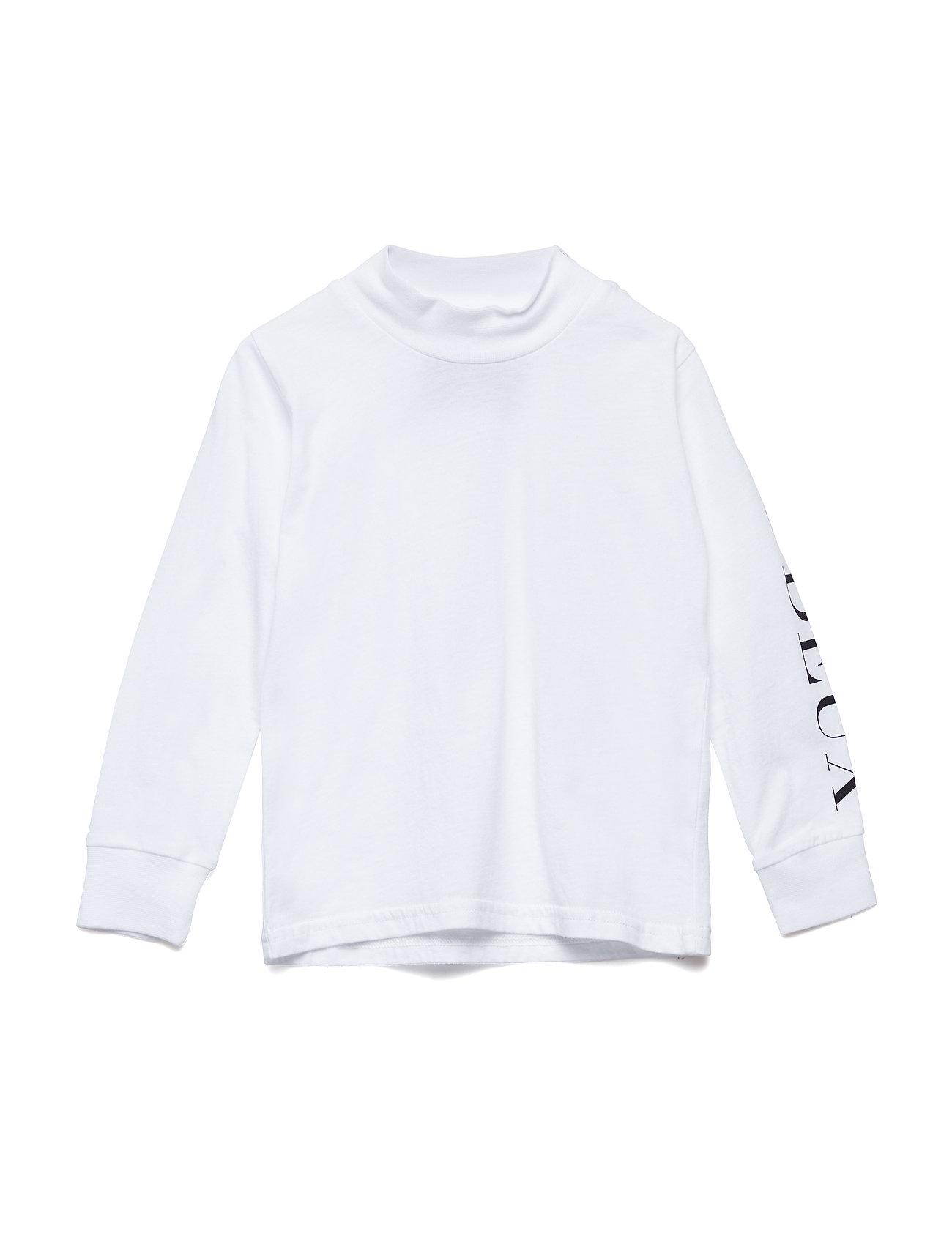Les Deux Friends T-shirt LS Kids - WHITE