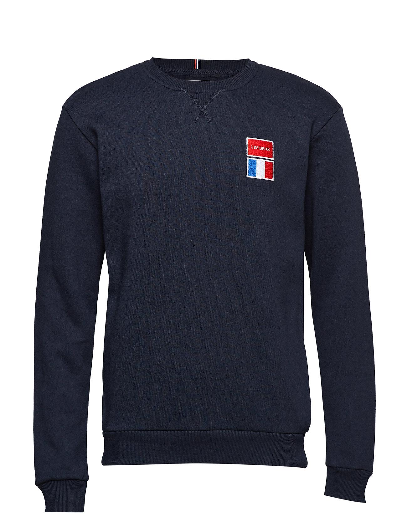 Les Deux National Sweatshirt Ögrönlar