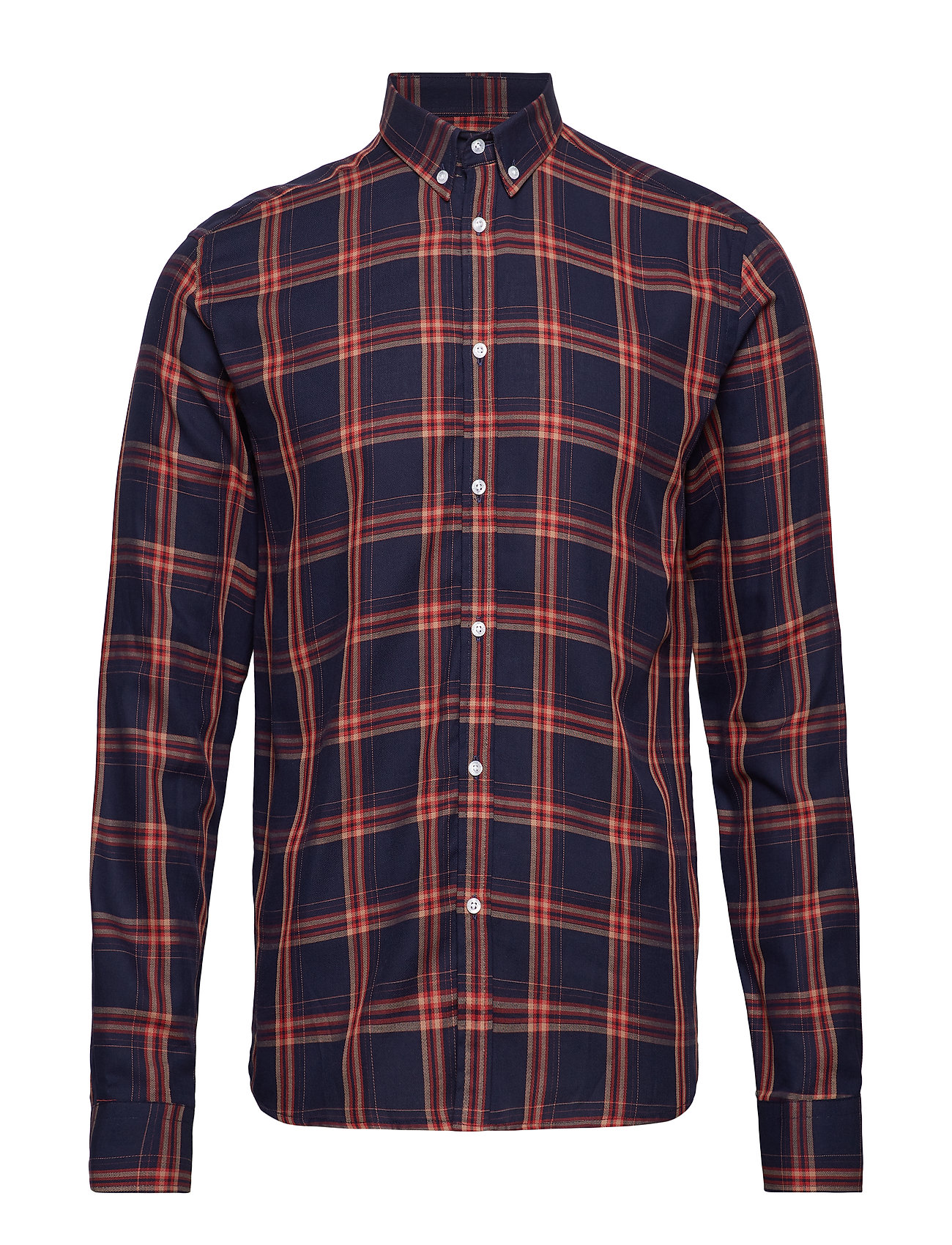 Navy Deux Shirtdark Boswell Boswell CheckLes hrdtCsQx