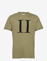 Encore Bouclé T-Shirt - LICHEN GREEN/BLACK