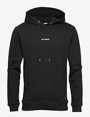 Les Deux - Lens Hoodie - hoodies - 0101-black - 0