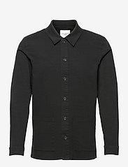 Pascal Overshirt - BLACK