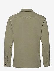 Les Deux - Pascal Overshirt - odzież - lichen green - 1