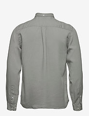 Les Deux - Laurent Tencel Twill Shirt - linnen overhemden - mirage gray - 1