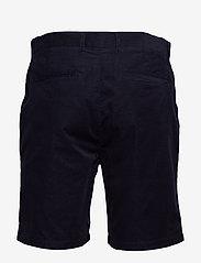 Les Deux - Felix Corduroy Light Shorts - chinot - dark navy - 1