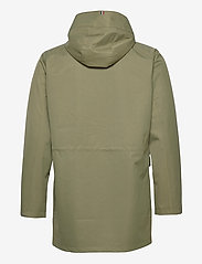 Les Deux - Damien Summer Parka Coat - manteaux legères - lichen green - 1