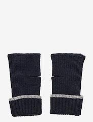 Les Deux - Rieba Gloves - rękawiczki - dark navy - 0