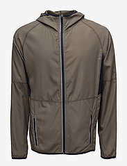 Les Deux - Run Jacket Men - training jackets - bongee cord - 0