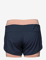 Les Deux - Women's Shorts BERGEN - spodenki treningowe - navy - 1