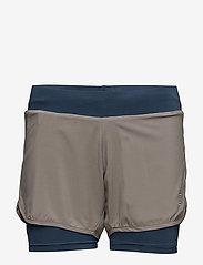 Les Deux - Women's Shorts BERGEN - chaussures de course - bongee cord - 0