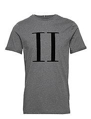 Encore T-Shirt - 3601-CHARCOAL/BLACK