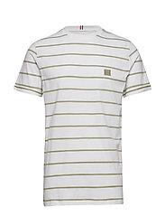 Betroist T-Shirt - WHITE/TEA GREEN