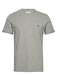 Piece T-Shirt - GREY MELANGE